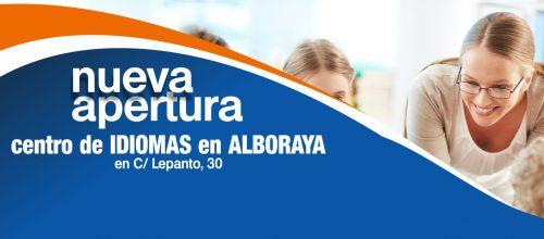 Apertura en Alboraya